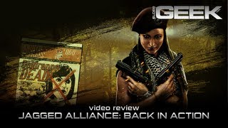 Jagged Alliance - Back in Action Video Review