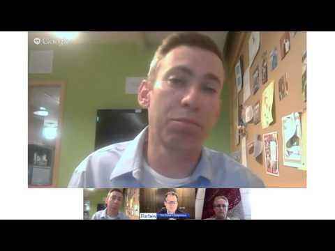 Interview with Tony Berkley and Aaron Lieberman