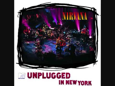 About A Girl (Unplugged) - Nirvana