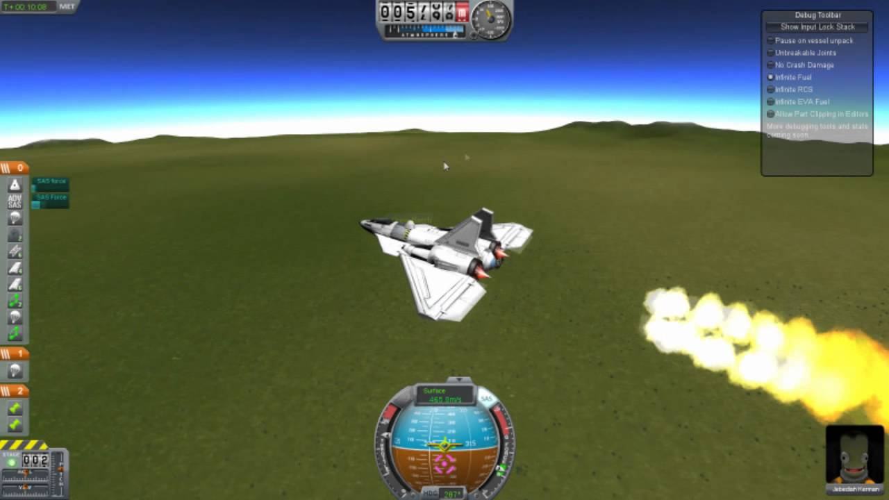 kerbal space program monolith floating - photo #5