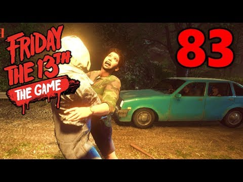 [83] Kenny Saves The Day!!! (Let's Play Friday The 13th The Game)