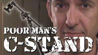 Tip: Poor Man's C-stand