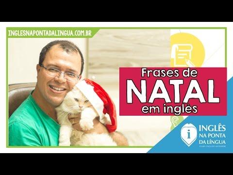 Frases De Natal Em Inglês Dicas De Inglês