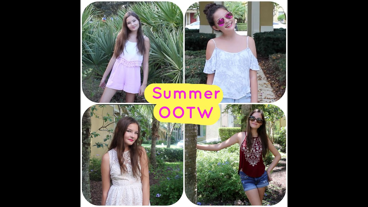 Summer OOTW 2015 - YouTube