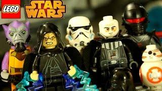 ТОП 10 Минифигурок Лего Звёздные Войны - Lego Star Wars Minifigures + Мультики