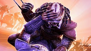 Aliens Versus Predator: Extinction - P4 - The Predator Ancients, Revealed