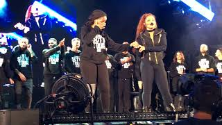 Download Janet Jackson - Rhythm Nation Dancer Introductions - Hollywood Bowl - SOTW Tour Mp3 and Videos