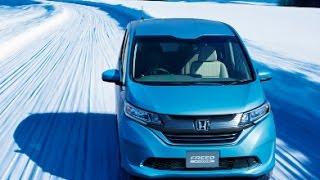 2017 Honda Freed Next Drive