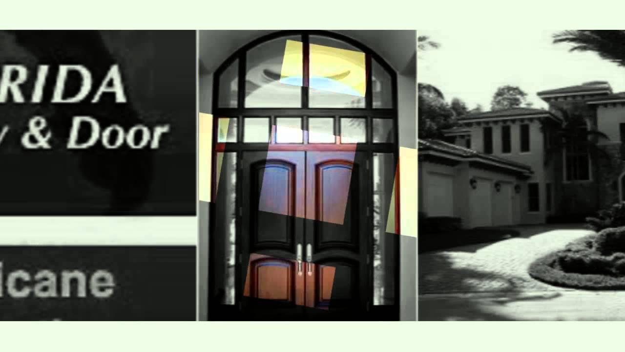 Florida Window U0026 Door   Services