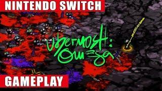 Ubermosh:Omega Nintendo Switch Gameplay