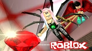 MY BOYFRIEND AND I ROBBED A JEWELRY STORE! | Roblox Roleplay | Villain Series Episode 5