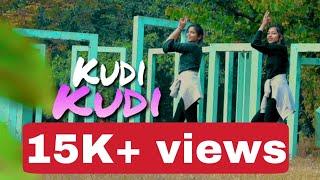 Kudi kudi    Gurrnazar feat. Rajat Nagpal    beginners choreography by Richu rana  