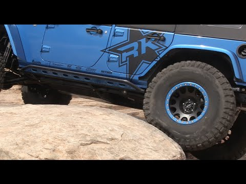 Choosing the Best Wheels for Your Jeep Wrangler