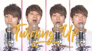 "【全部俺】口だけで嵐の""Turning Up""歌ってみた。 / ARASHI ""Turning Up"" A Cappella Cover"