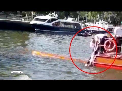 Tragedia en el Delta: Una lancha chocó un kayak