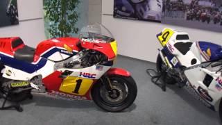 Honda Museum at Motegi, Japan