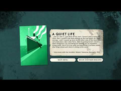 Cultist Simulator [Exile] - A Quiet Life in 9:46 |