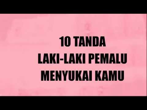 10 Tanda Laki-Laki Pemalu Menyukai Kamu
