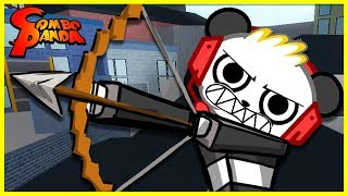 Roblox Arrowz Let's Play with Combo Panda