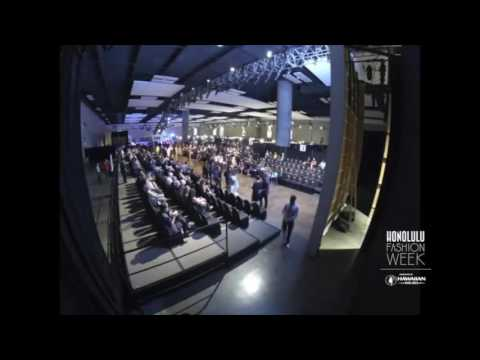 Timelapse: Asaf Ganot Runway Show at HONOLULU Fashion Week presented by Hawaiian Airlines