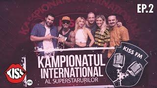Battle Lora vs. Alina Eremia (Kampionatul Internațional al Superstarurilor), ep. 2