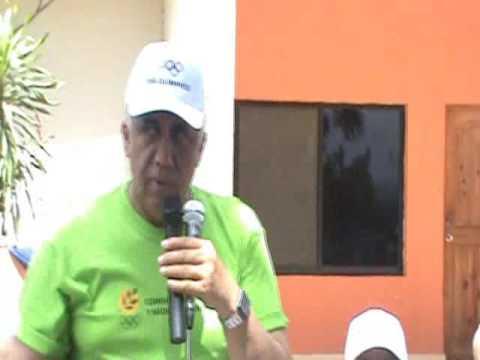 Comité Olímpico Dominicano celebra actividades en Mao