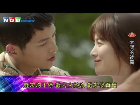 十大韓星浪漫親吻 屏氣凝神臉紅心跳看評選