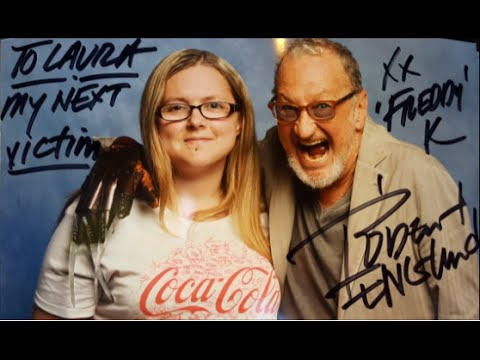 Robert Englund talks all things at Q&A Sheffield Film and Comic Con 2015