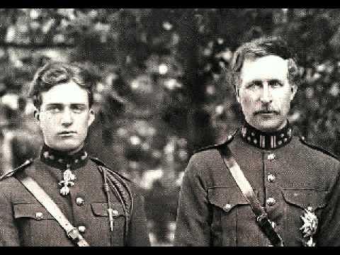 March of 1st Regiment of Carabiniers ''Prince Baudouin''