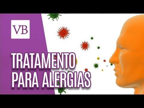 Tratamento Natural Para Alergias - Você Bonita (05/06/18)
