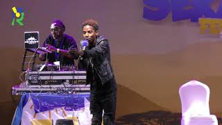 Eric Omondi's Performance in SEKA Fest