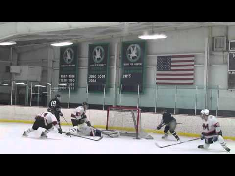 Cam Segal PIngree School vs Milton Academy 02062016