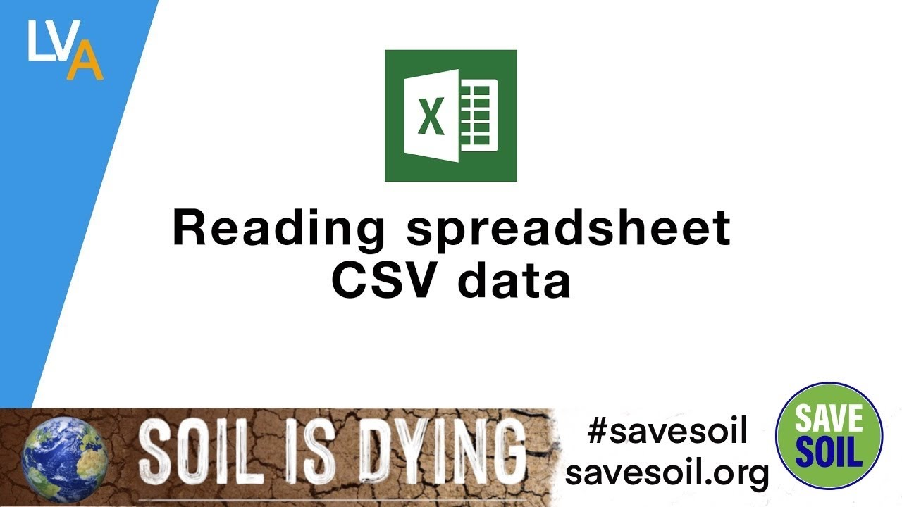 How to Read Spreadsheet CSV file - LabVIEW