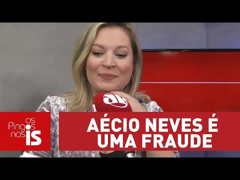 Editorial: Aécio Neves é uma fraude