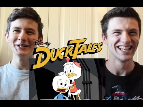Thumbnail: DuckTales Comic-Con Clip: Our Reaction