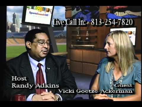 Sports Sound-Off Vicki Goetze-Ackerman (Part 2)