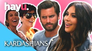 Kardashian Pranks Parts 2 | Keeping Up With The Kardashians