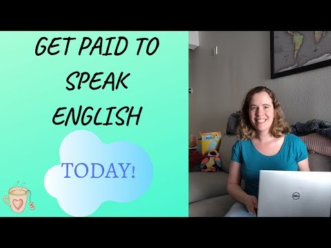 Teach English Online and Get Paid (NO DEGREE REQUIRED!)