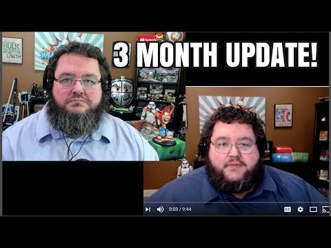 3 Month Surgery Update – Gastric Bypass RNY weight loss surgery
