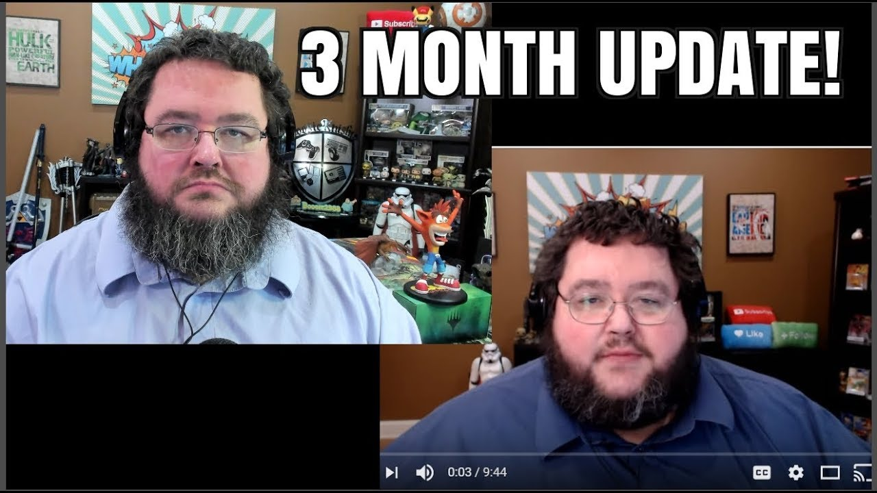 3 Month Surgery Update Gastric Bypass Rny Weight Loss Surgery