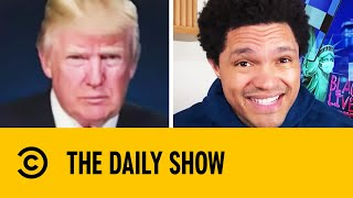 Trump Will Nominate Next Supreme Court Justice | The Daily Show With Trevor Noah