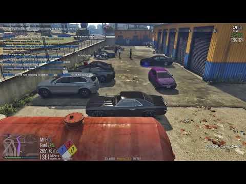 GTA W Combat