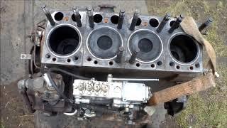 Zetor/ 6245/ kapitalny remont silnika/ cz.1