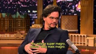 Jimmy Fallon Entrevista Wagner Moura Legendado.