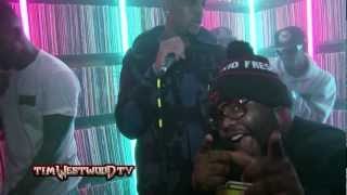 Westwood Crib Sessions - S.A.S & Eurogang freestyle