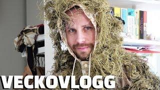 SISTA VLOGG-VECKAN I STOCKHOLM (Livet som Youtuber)