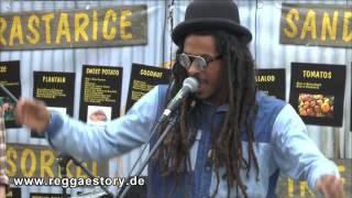 Unlimited Culture - 2/5 - Freiheit + Get Up Stand Up feat. Lion - 27.07.2017 - Da Sandwichmaker