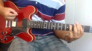 Tina Maze - MY WAY IS MY DECISION (Guitar Cover)By Urankar3