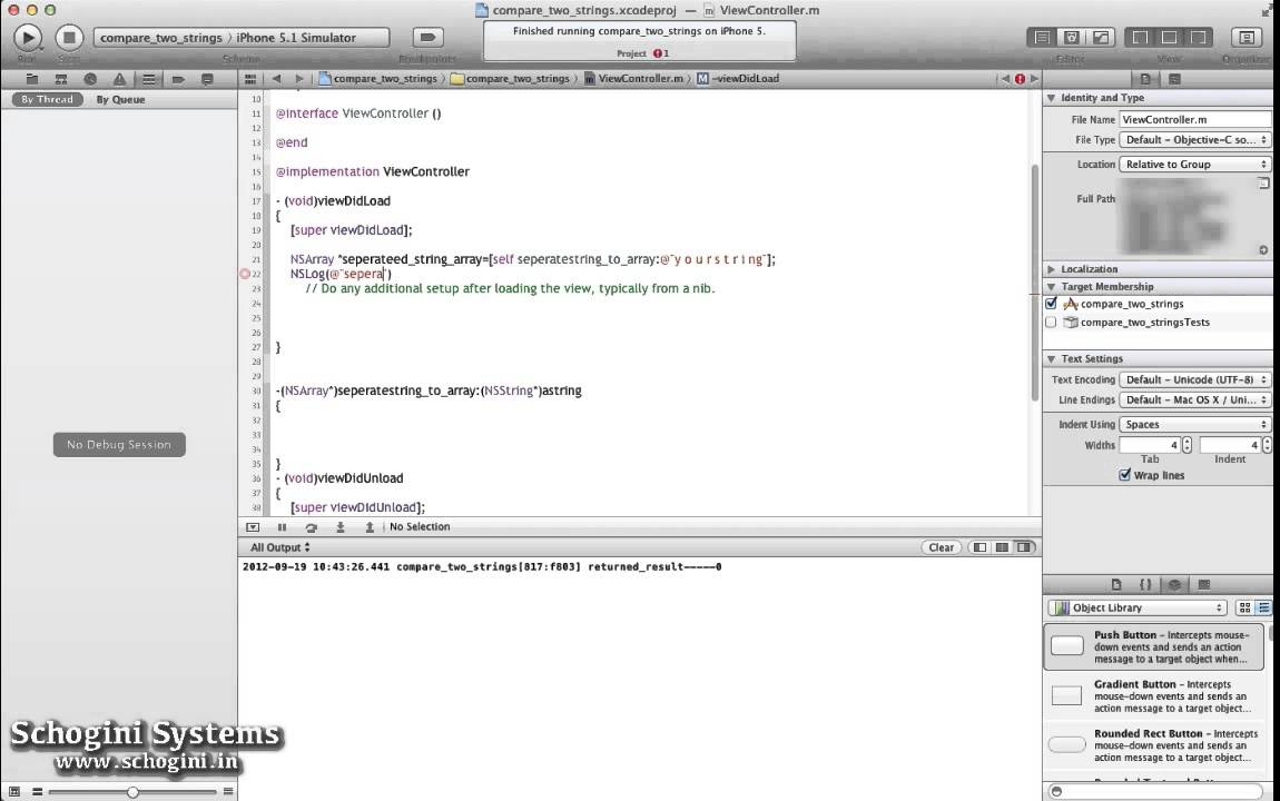Programming with Objective-C