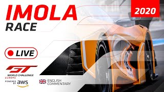 MAIN RACE  - IMOLA - AWS GTWC EUROPE 2020 - ENGLISH